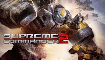 تحميل لعبة Supreme Commander 2 للكمبيوتر