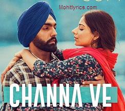 Channa Ve Lyrics – Sufna | B Praak