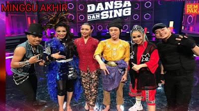 Live Streaming Dansa Dan Sing 2020 Akhir (Minggu 8)