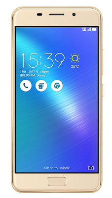 Asus launches Zenfone 3S Max with 5000 mAh battery, 13 MP rear camera in India for Rs. 14999