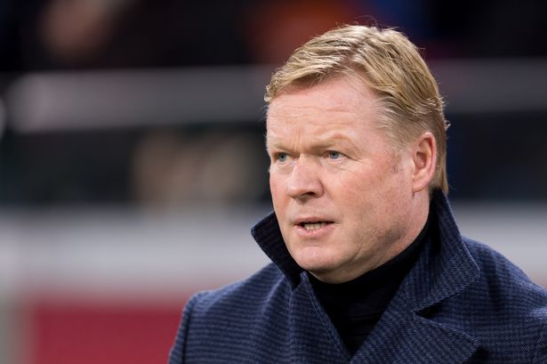Former Everton Coach Koeman Undergoes Heart Procedure