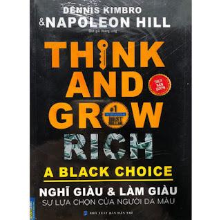 Think and grow rich a black choice - Nghĩ giàu và làm giàu ebook PDF-EPUB-AWZ3-PRC-MOBI