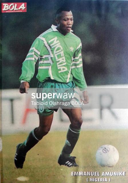 Emmanuel Amunike Nigeria