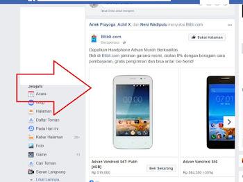 Cara Pasang Iklan di Facebook dan Bayar dengan Debit Mandiri