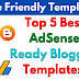 TOP 5 AdSense Ready Blogger Templates in 2021 | Best Blogger Templates 2021 |