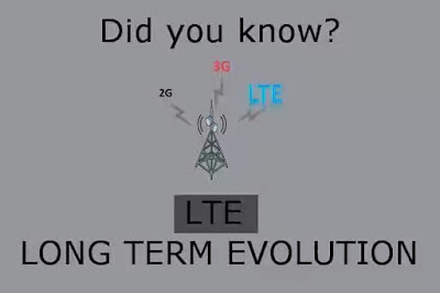 Technological abbreviation acronyms meaning LTE