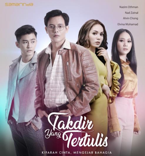 Drama Takdir Yang Tertulis Online Full Episode 1 Hingga 15 (Akhir)