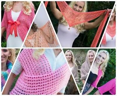 7 prendas tejidas a crochet para principiantes