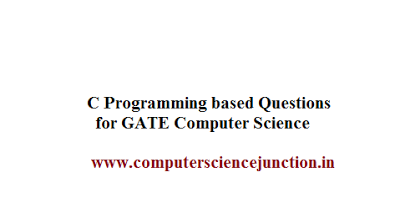 c programming practice questions for gate