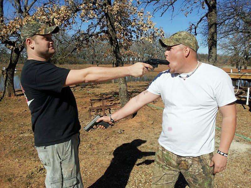 Stupid gun owners