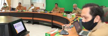 Rapat Koordinasi Terkait Kebijakan Pengelolaan Barang Milik Daerah Kota Tarakan