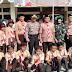Peringatan Hari Pramuka Ke 58 Berlangsung Di Kantor Kecamatan Kutawaringin