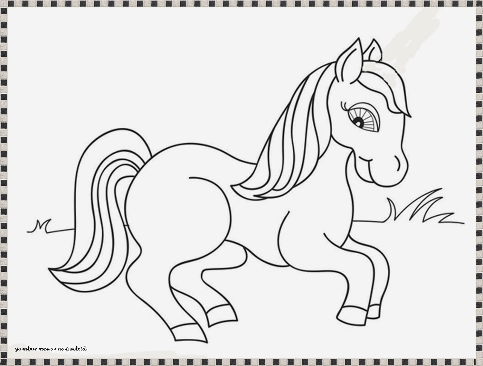 Ivanildosantos Gambar Kuda