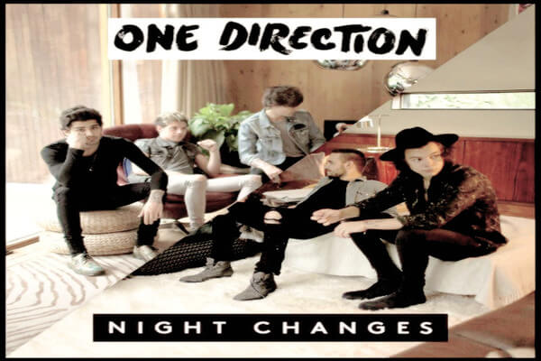 One Direction Night Changes