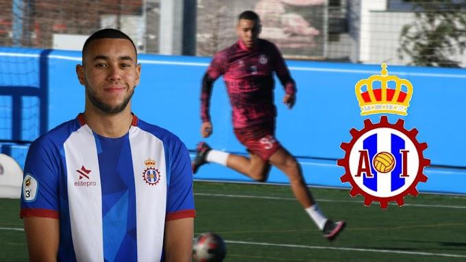Football : le liégeois Sami EL ANABI décroche son contrat au Real Avilès  en Espagne