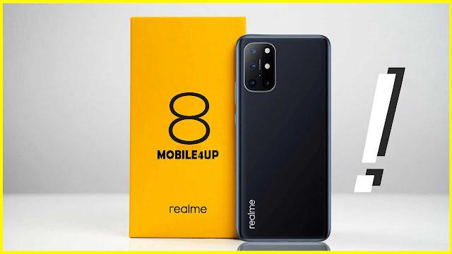 Realme 8 سعر ومواصفات هاتف ريلمى 8