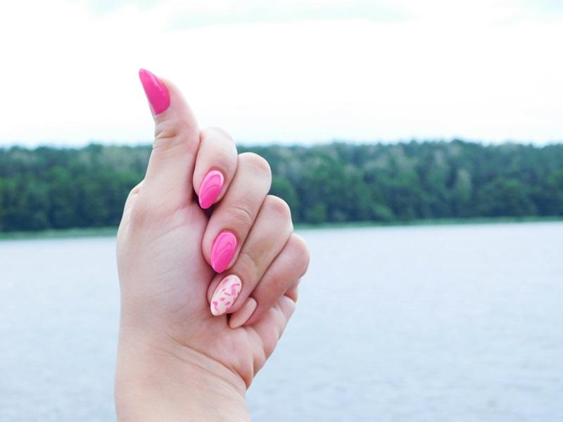 Stylizacja paznokci hybrydami Chiodo Pro+ przegląd kolorów z serii Soft :)