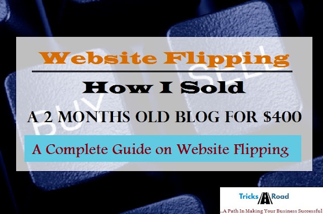 how to website flipping