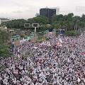 Giliran Kelompok 212 Demo Istana: Jangan Pulang Sebelum UU Ciptaker Tumbang
