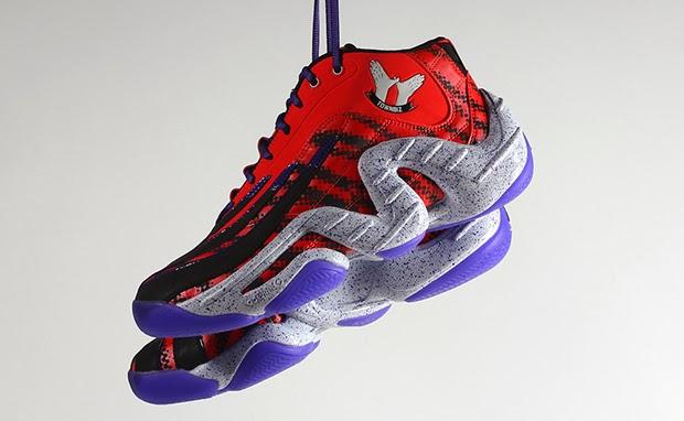 hot sale online e0361 f61af Damian Lillard x adidas Real Deal