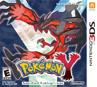 Pokemon Y | Download 3DS CIAs
