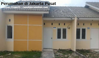 Perumahan Murah di Jakarta Pusat, perumahan subsidi jakarta pusat