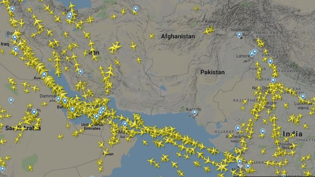 What Will be The Effect of Closure of Pakistani Airspace For India ?