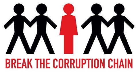 eradication of corruption in india