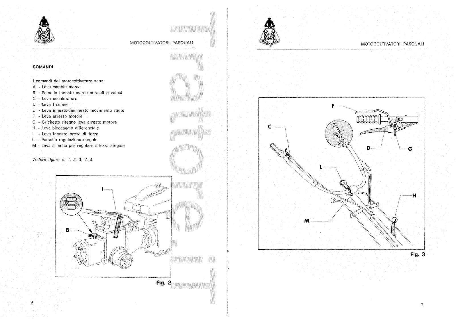 InfoTrattore.it: Motocoltivatore Pasquali 922 CV 14