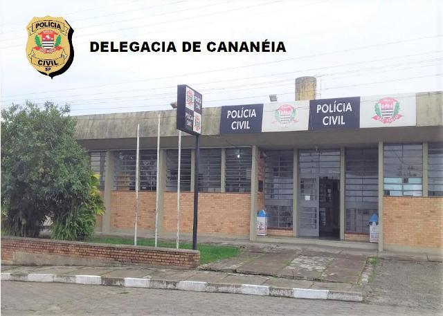 Polícia Civil prende em flagrante homem que agrediu sua companheira grávida dentro de um hospital em Cananéia