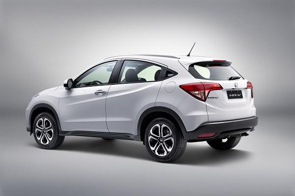 Honda Argentina lanzó a la venta la HR-V EX