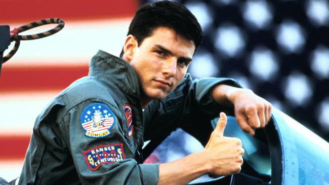 «Παγώνουν» τα γυρίσματα του «Top Gun 2»: Ο Τομ Κρουζ πρέπει να εκπαιδευτεί σε μαχητικά αεροσκάφη.