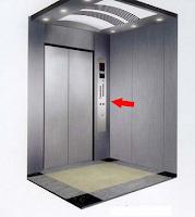 cara naik lift untuk pemula