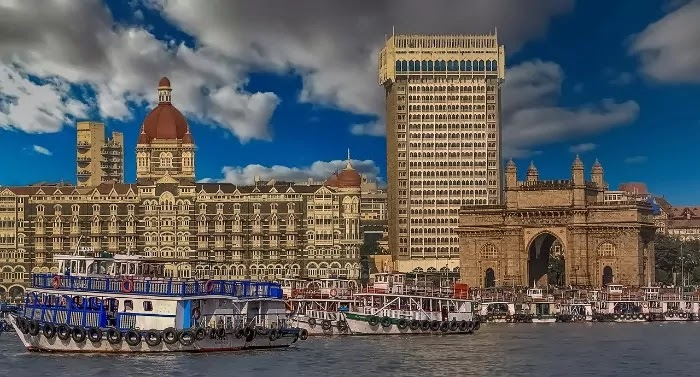 Gatway of india, Mumbai, Best Places for Honeymoon in India