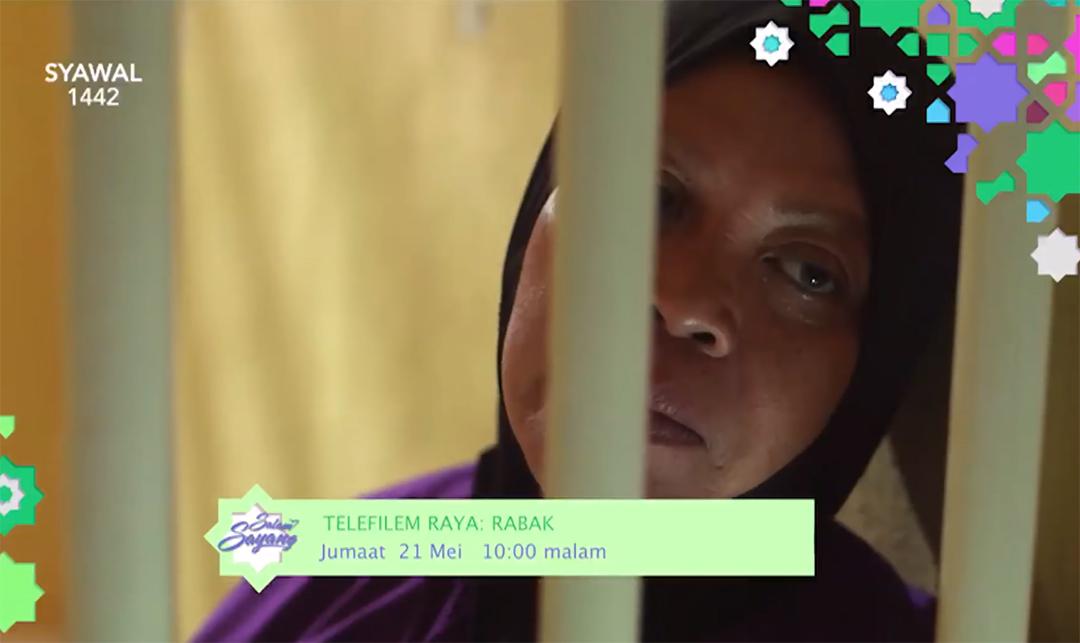 Telefilem Rabak TV3