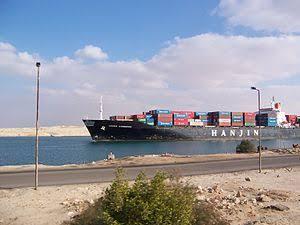 स्वेज नहर में आए अवरोध से निपटने के लिए वाणिज्य विभाग ने चार - सूत्री योजना बनाई