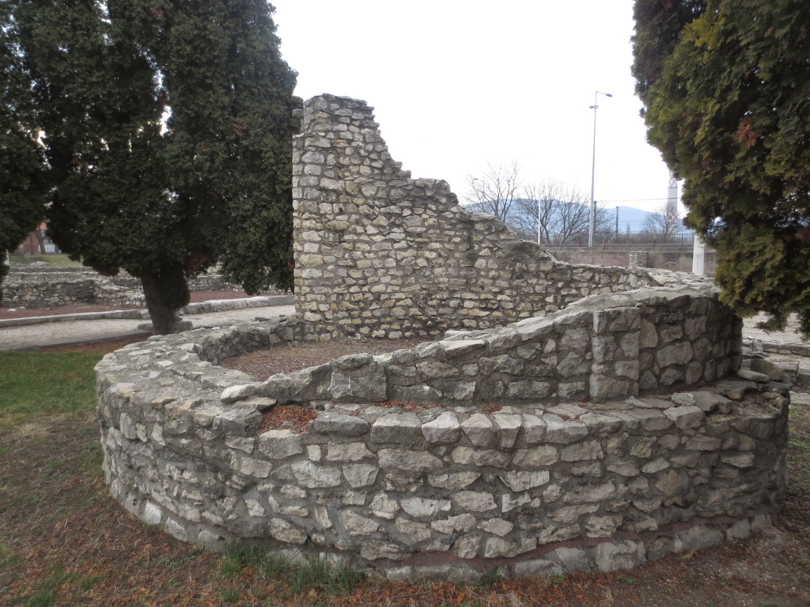 Aquincum Roman Ruins Budapest