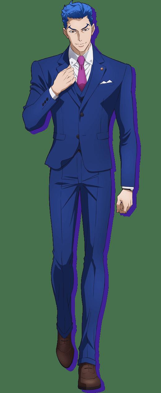 Shindou Ainosuke (SK8 the Infinity)