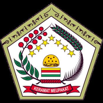 Logo Kabupaten Aceh Tengah PNG