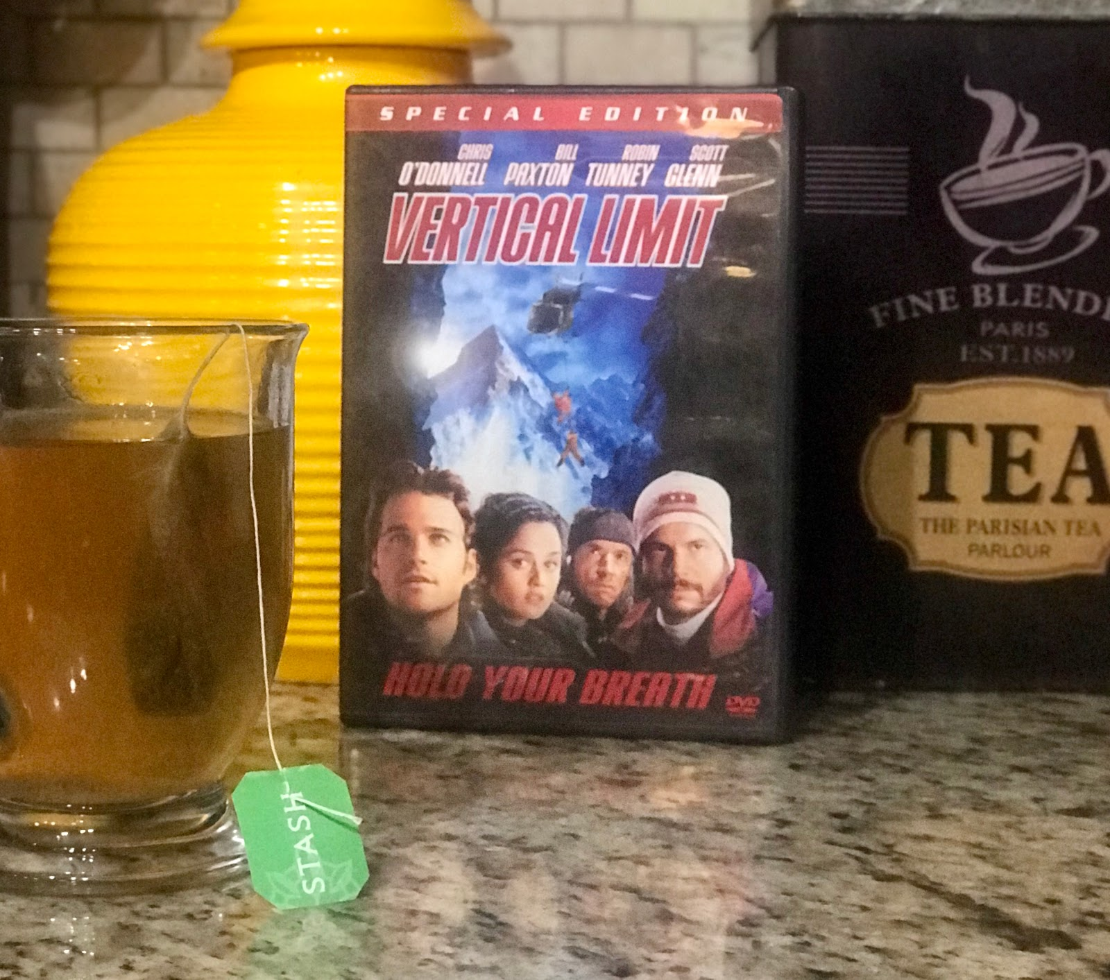 Image: Tangie Bell will be watching Vertical Limit Movie. 6 Plans For The Weekend: And Some Of It Includes Lots Of Movies!
