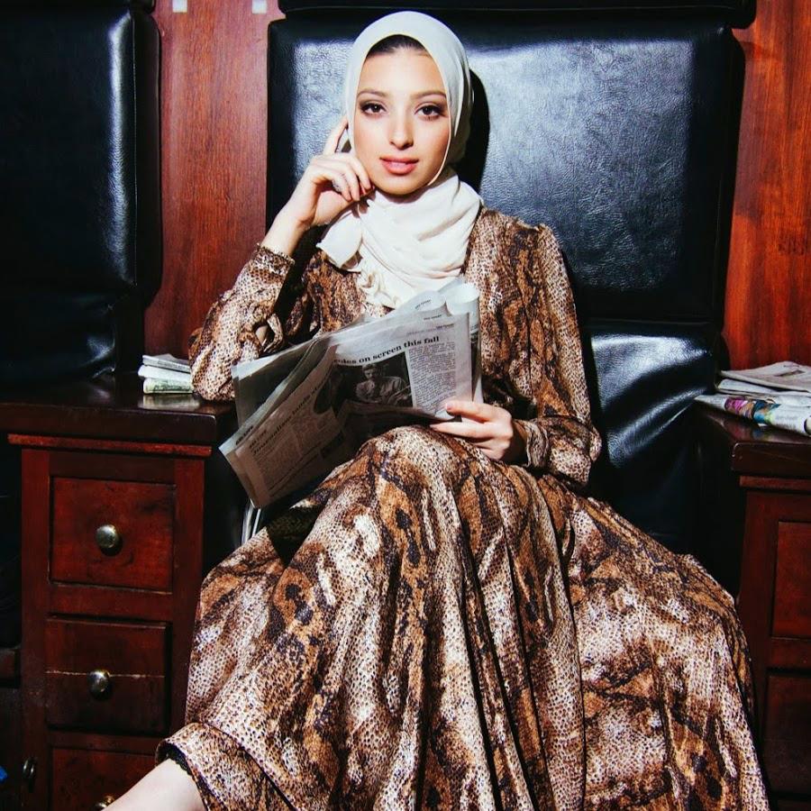 News Anchor Noor Tagouri hijab model jilbab terbaru cara pakai jilbab ala Amerika Serikat