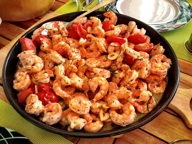 How to Cooking Pepper prawn