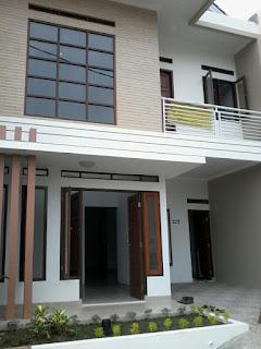 jagakarsa123realty: ready stock 13 unit rumah 2 lantai di