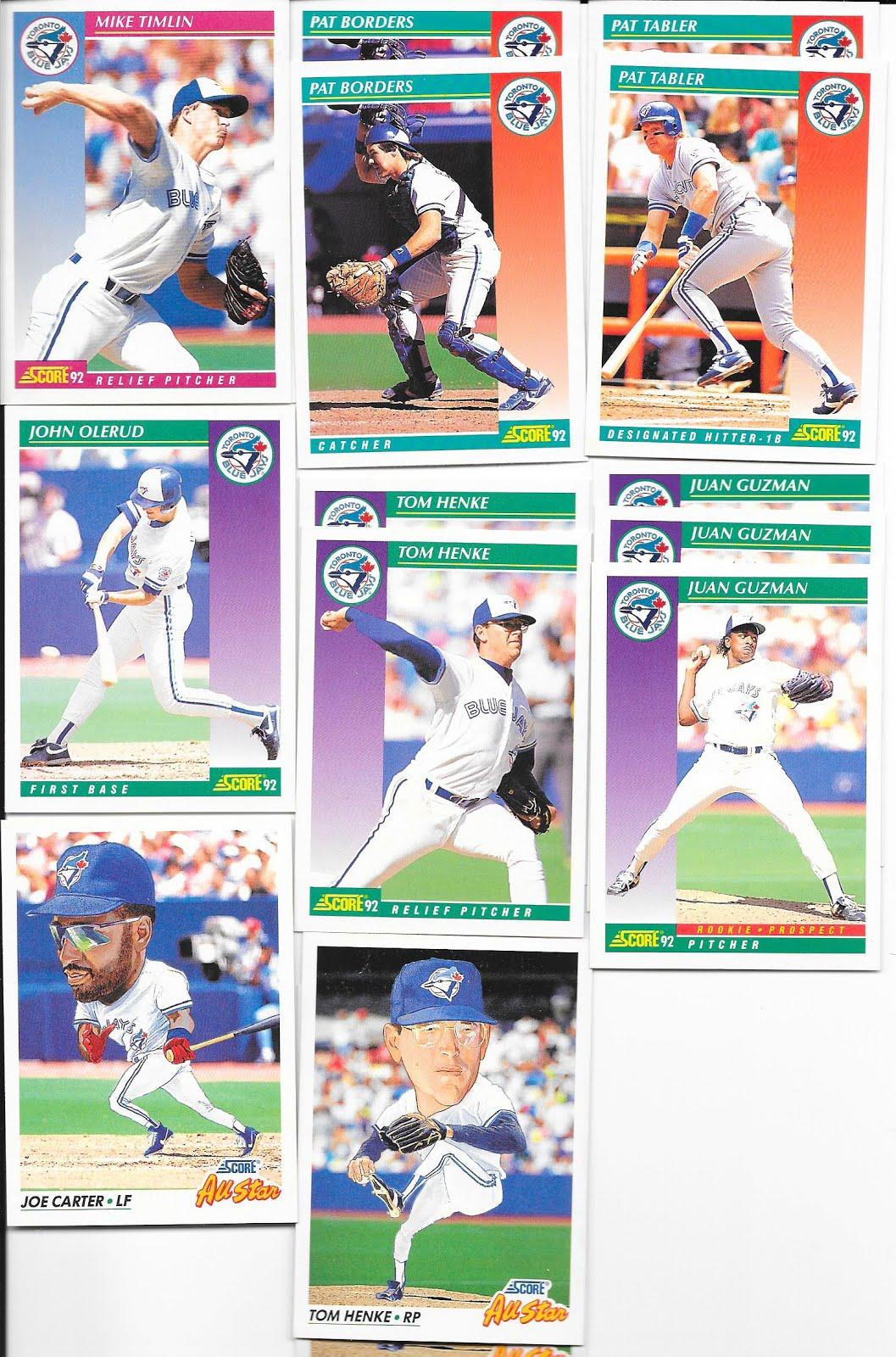 Craziejoes Card Corner Dollarama 80 Baseball Cards And