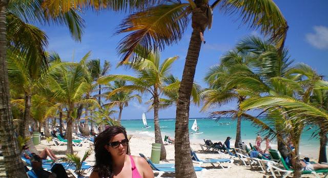 Playa Arena Gorda - Riu Palace Punta Cana