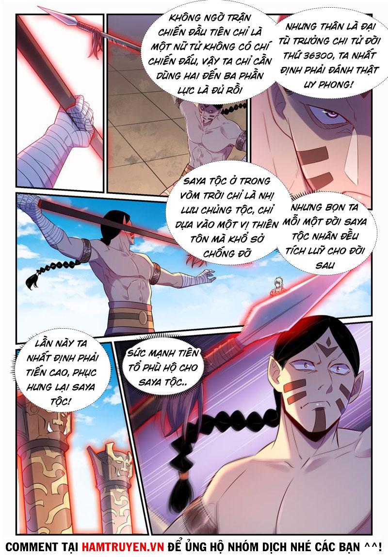 Bách Luyện Thành Thần chap 645 - Trang 10