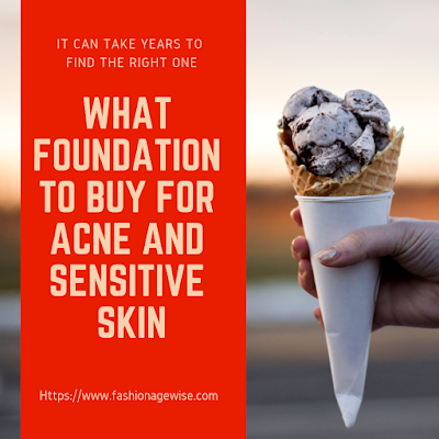 image result What Foundations to Buy for Acne and Sensitive Skin