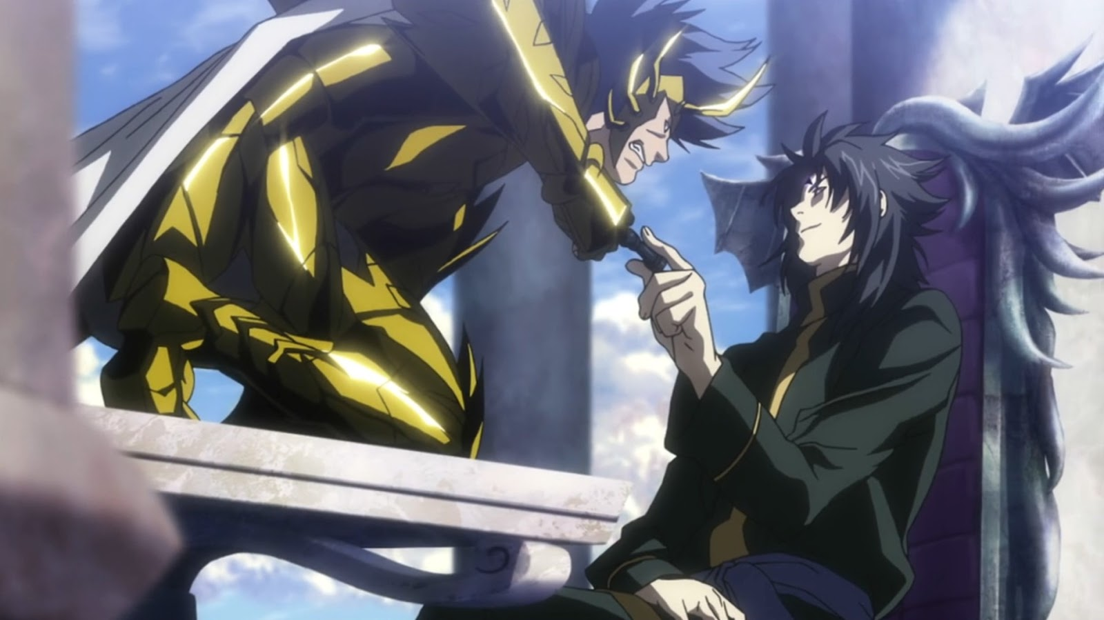 Saint Seiya: The Lost Canvas Episodio 17 Dublado