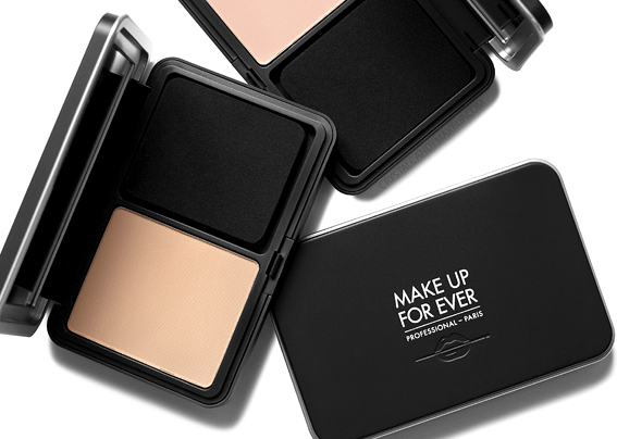 Make Up For Ever MUFE Matte Velvet Skin Blurring Powder Foundation Review Photos Swatches Before After