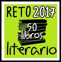Reto 2017 - 50 libros [Blog Sintonía literaria]
